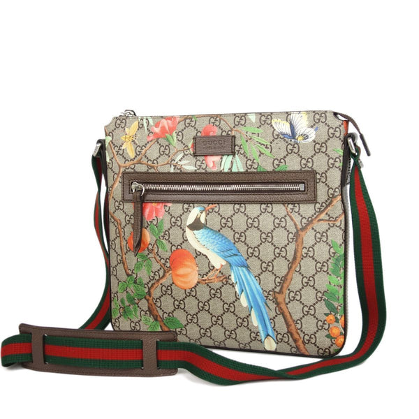 Buy & Consign Authentic Gucci GG Supreme Monogram Medium Courrier Soft Messenger at The Plush Posh