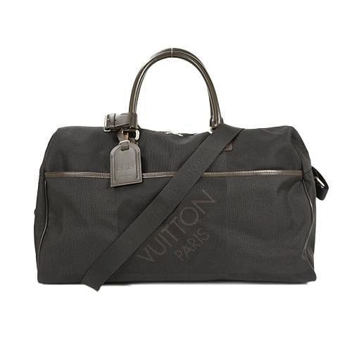 Buy & Consign Authentic Louis Vuitton Black Damier Geant Canvas Yack Briefcase at The Plush Posh