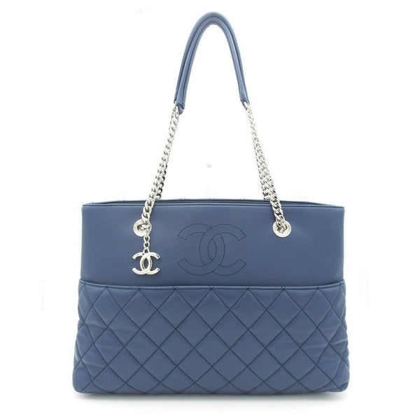 Buy & Consign Authentic Chanel Calf Skin Business Tote at The Plush Posh