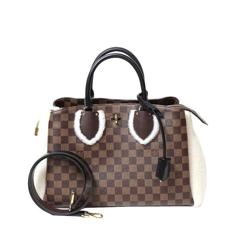 Buy & Consign Authentic Louis Vuitton Normandy Damier at The Plush Posh