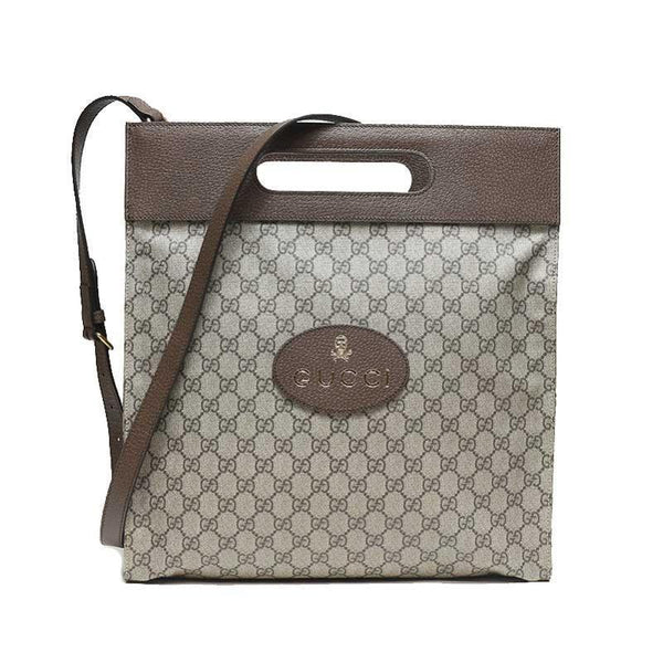Buy & Consign Authentic Gucci Totes – Mens Soft GG Supreme tote Soft GG Supreme at The Plush Posh