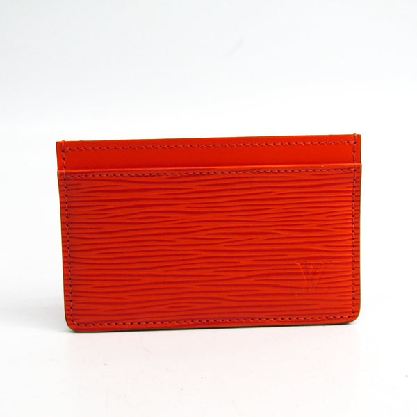 Buy & Consign Authentic Louis Vuitton Epi Leather Card Case at The Plush Posh