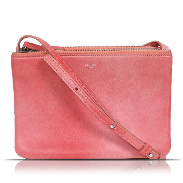 Buy & Consign Authentic Celine trio small gradation Shoulder Bag at The Plush Posh