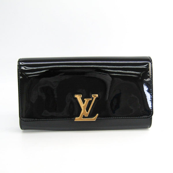 Buy & Consign Authentic Louis Vuitton Vernis Patent Leather Clutch at The Plush Posh