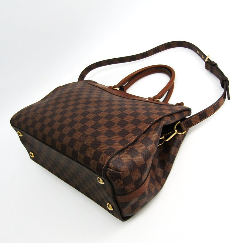 Buy & Consign Authentic Louis Vuitton Damier Ebene Greenwich at The Plush Posh