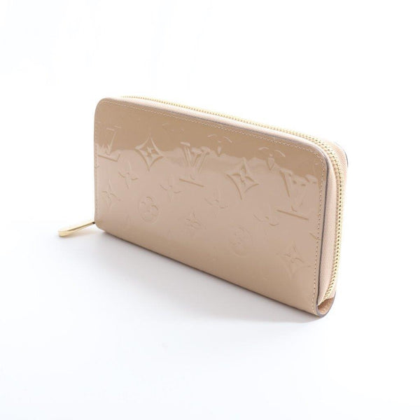 Buy & Consign Authentic Louis Vuitton Monogram Vernis Zippy Wallet at The Plush Posh