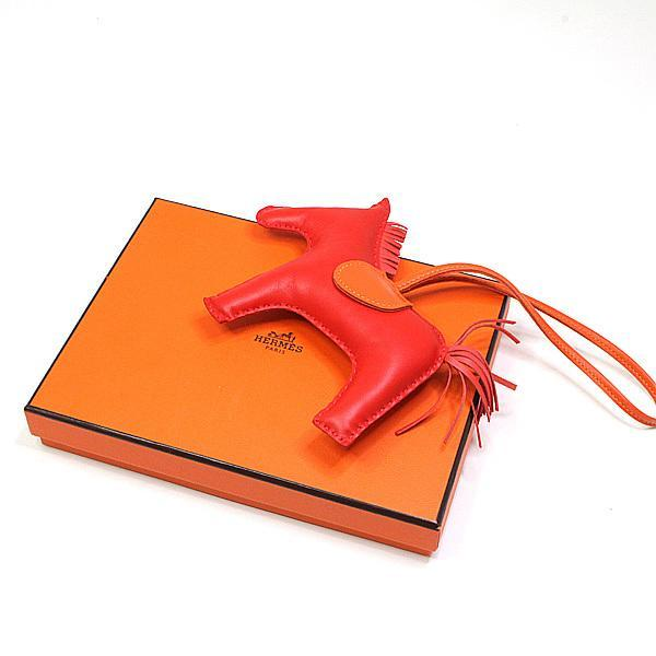 Buy & Consign Authentic Hermes Grigri Rodeo Horse Bag Charm MM at The Plush Posh