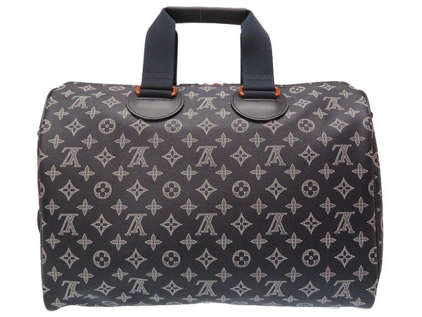 Buy & Consign Authentic Louis Vuitton Monogram Upside Down Keepall Bandouliere 40 Ink at The Plush Posh