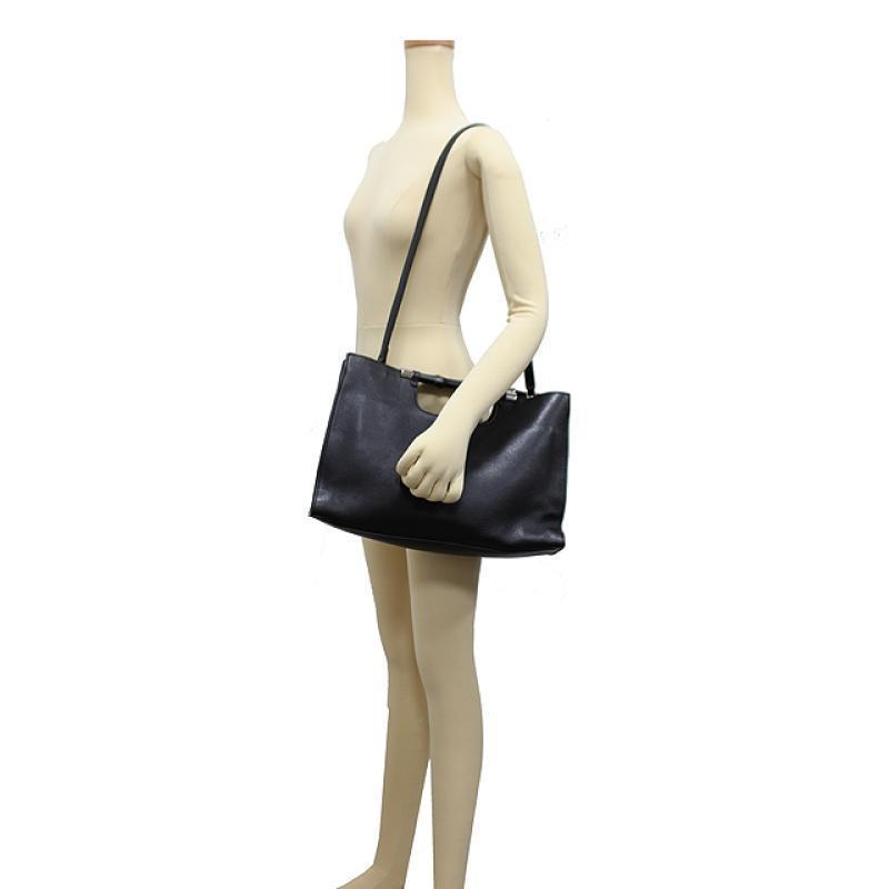 Buy & Consign Authentic Gucci Leather Tote at The Plush Posh