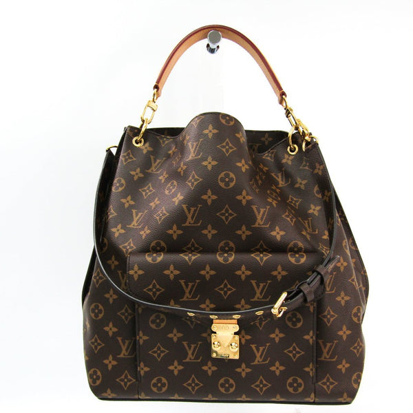 Buy & Consign Authentic Louis Vuitton Monogram Metis Bag at The Plush Posh