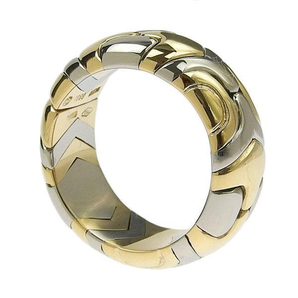 Buy & Consign Authentic Bvlgari Yellow Gold Albere Ring at The Plush Posh