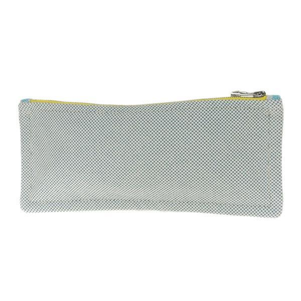 Buy & Consign Authentic Hermes Canvas Pouch at The Plush Posh