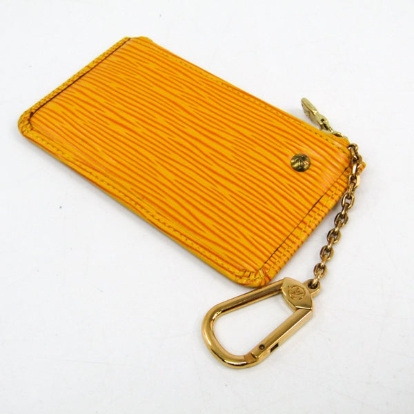 Buy & Consign Authentic Louis Vuitton Epi Leather Coin Purse Jaune at The Plush Posh