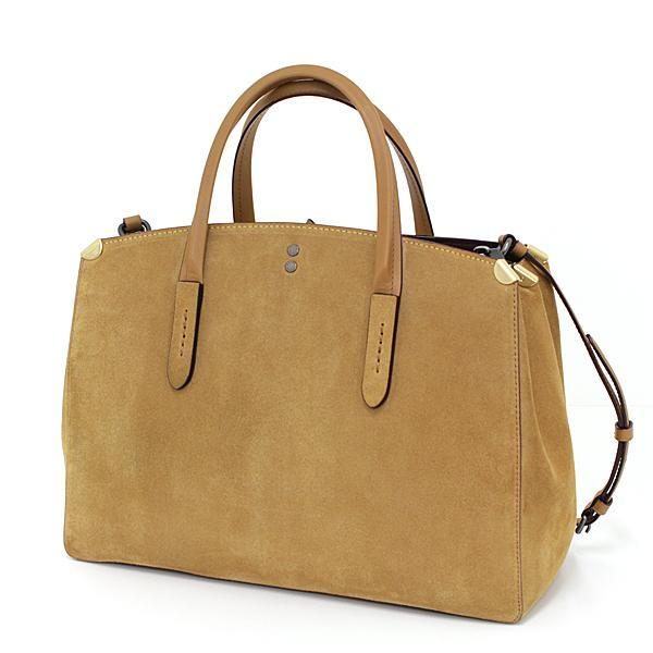 Buy & Consign Authentic Coach Cooper Carryall Tote Camel at The Plush Posh