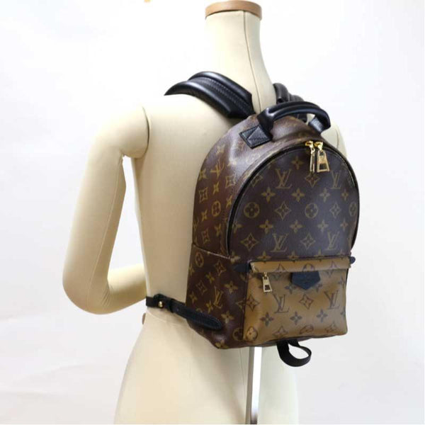 Buy & Consign Authentic Louis Vuitton LV Monogram Palm Springs Backpack at The Plush Posh