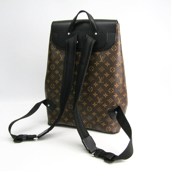Buy & Consign Authentic Louis Vuitton Monogram Macassar Palk Backpack at The Plush Posh