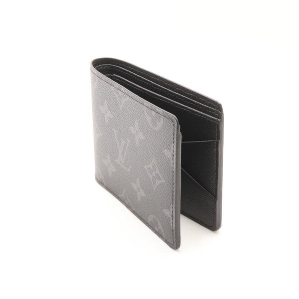 Buy & Consign Authentic Louis Vuitton Monogram Eclipse Multiple Wallet at The Plush Posh