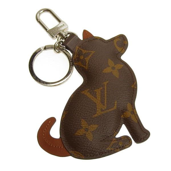 Buy & Consign Authentic Louis Vuitton Monogram Dog Bag Charm Key Holder at The Plush Posh