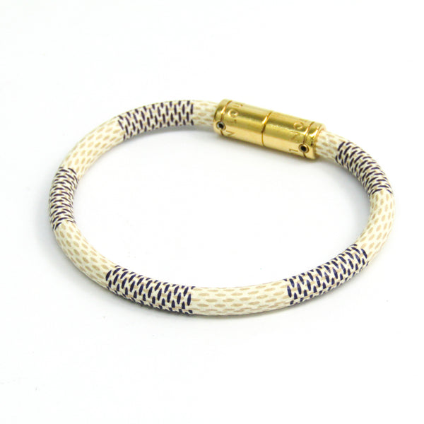 Louis Vuitton Keep It Damier Azur Bracelet