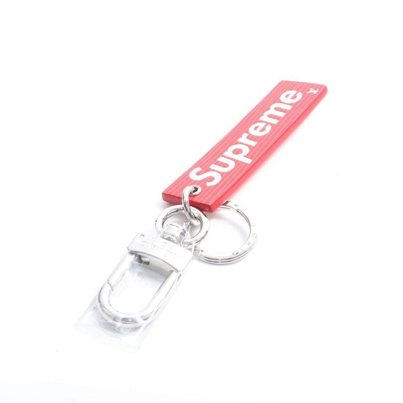 Buy & Consign Authentic Louis Vuitton Supreme Collaboration Fashion Keyring at The Plush Posh