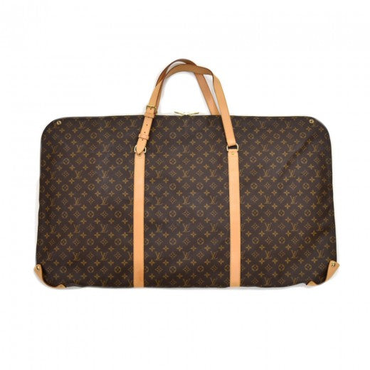 Louis Vuitton Monogram 2-Way Garment Cover Travel Bag