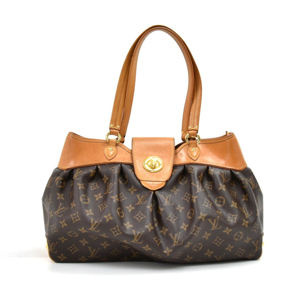 Buy & Consign Authentic Louis Vuitton Boetie MM Monogram Canvas Tote Shoulder Bag at The Plush Posh