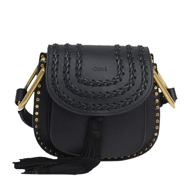 Buy & Consign Authentic Chloe Calfskin Braided Mini Hudson Crossbody at The Plush Posh
