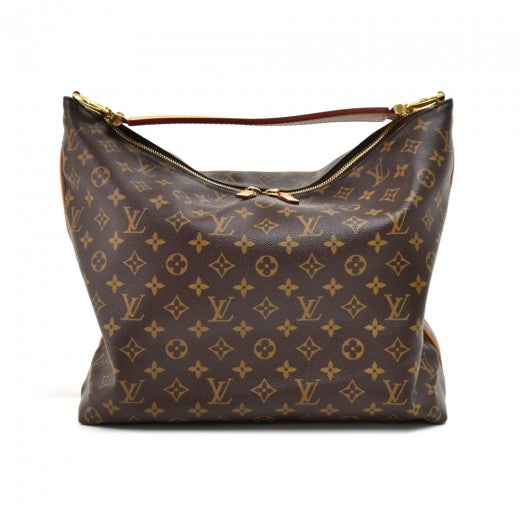 Louis Vuitton Monogram Sully MM