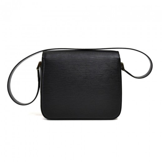 Louis Vuitton Byushi Black Epi Leather