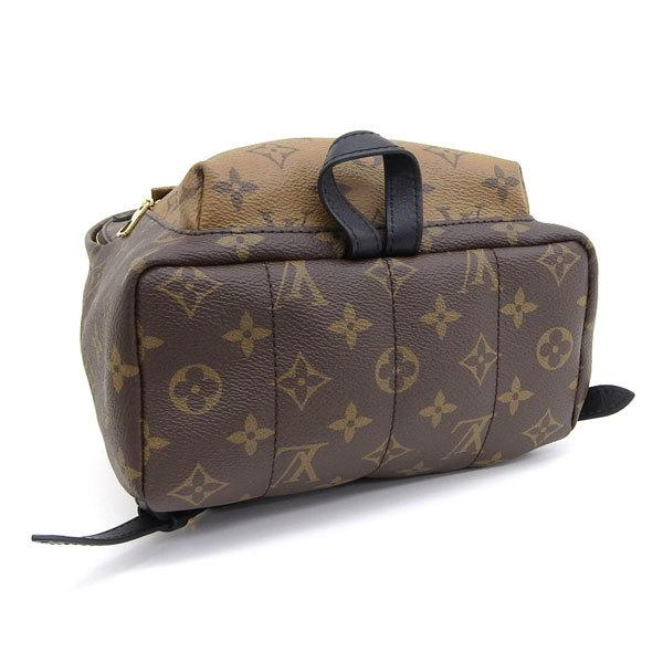 Buy & Consign Authentic Louis Vuitton Monogram Reverse Palm Springs Backpack PM at The Plush Posh