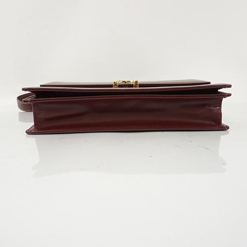 Buy & Consign Authentic Cartier de' Must Shoulder Bag at The Plush Posh