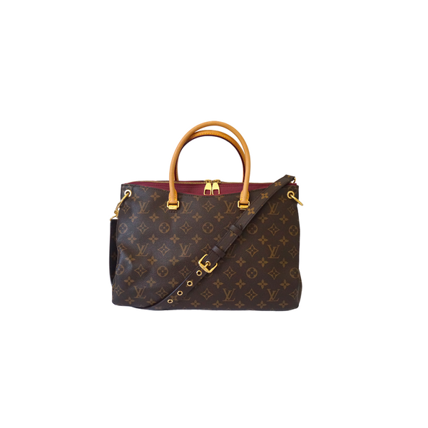 Louis Vuitton Pallas MM Handbag