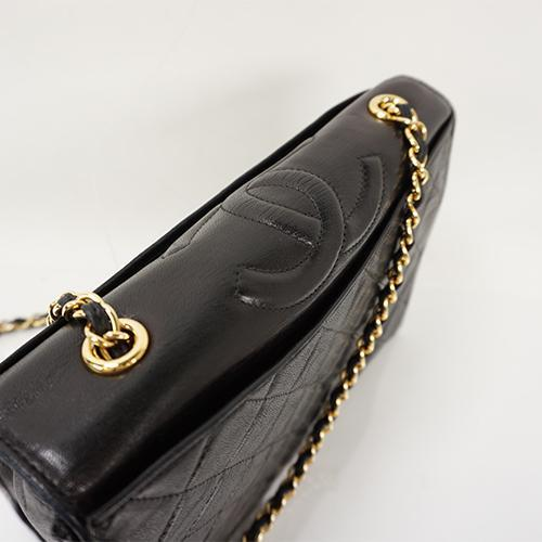 Buy & Consign Authentic Chanel Matelasse Lambskin Chain Shoulder Bag at The Plush Posh