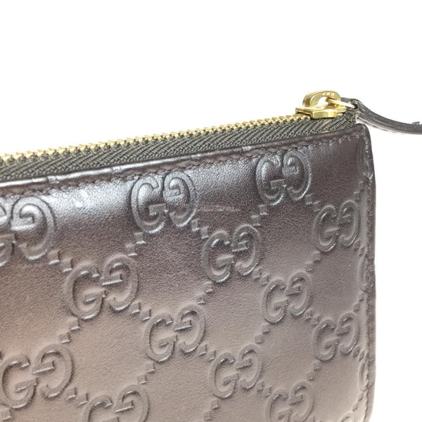 Buy & Consign Authentic Guccissima Long Wallet Bi-Fold at The Plush Posh
