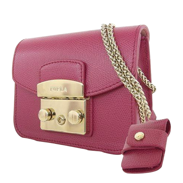 Buy & Consign Authentic FURLA Small Metropolis bag at The Plush Posh