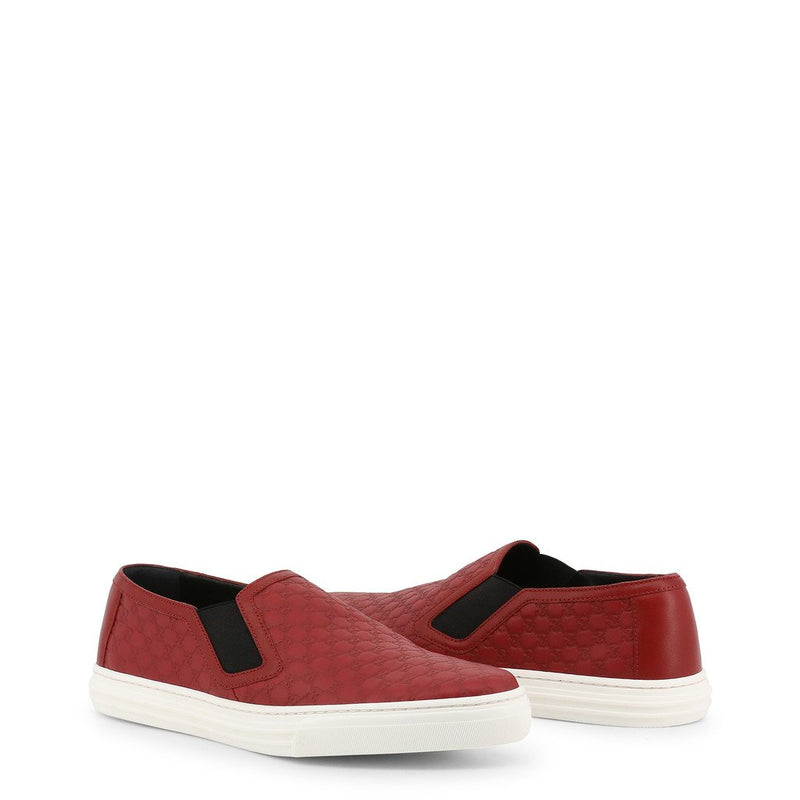 Buy & Consign Authentic Gucci Microguccissima Womens Slip On Sneakers at The Plush Posh