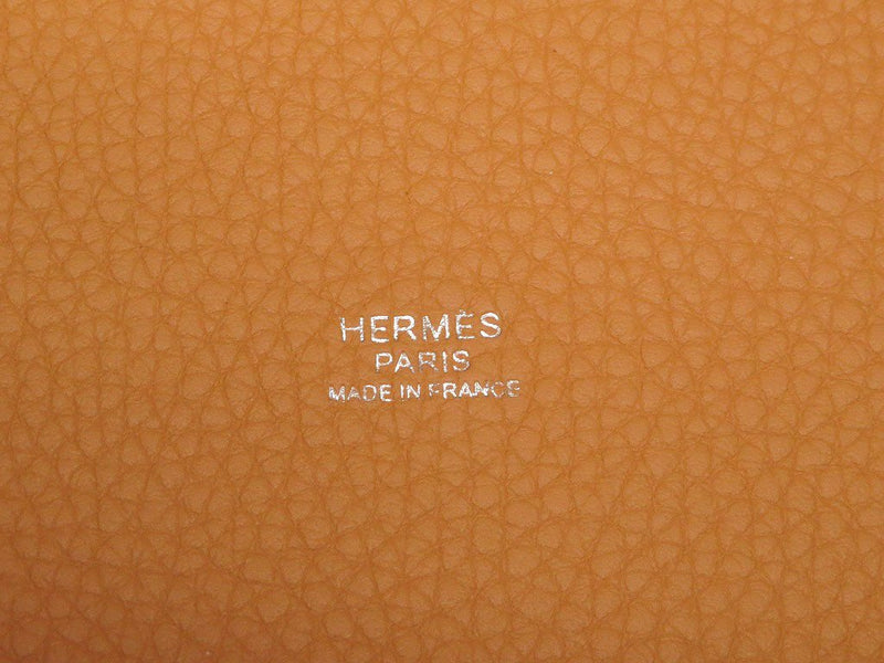 Buy & Consign Authentic Hermes Taurillon Clemence Picotin Lock 22 PM at The Plush Posh