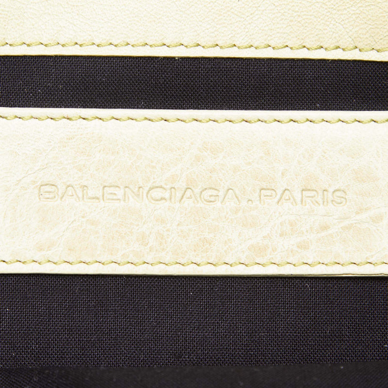Buy & Consign Authentic Balenciaga Motocross Giant 21 Envelope Clutch Bag at The Plush Posh