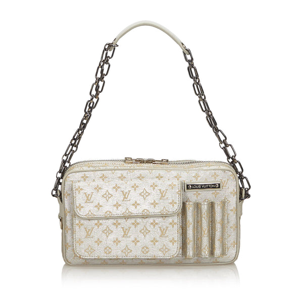 Buy & Consign Authentic Louis Vuitton Monogram Shine McKenna at The Plush Posh