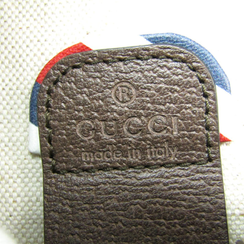 Buy & Consign Authentic Gucci GG Supreme Monogram Courrier Belt Bag Brown at The Plush Posh