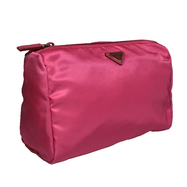 Buy & Consign Authentic Prada Peonia Nylon Pouch at The Plush Posh