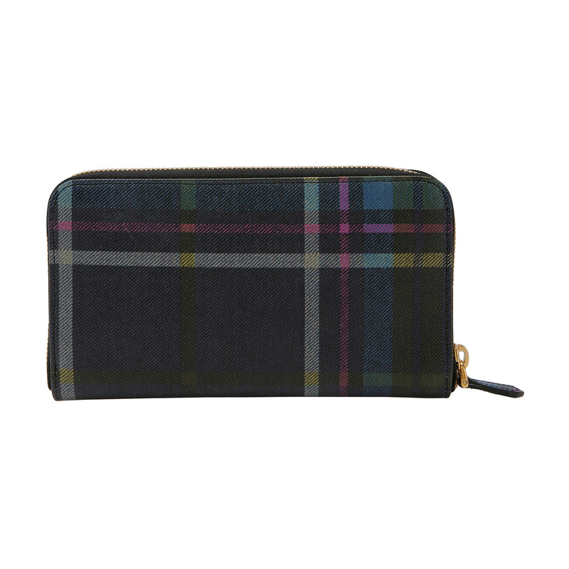 Buy & Consign Authentic Prada Saffiano Leather Check Wallet at The Plush Posh