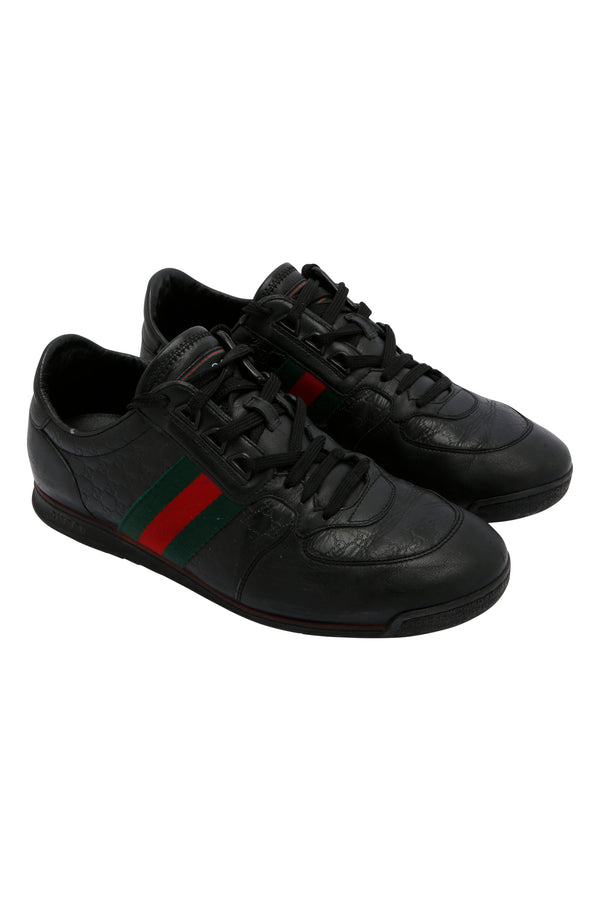Gucci GG Web Sneakers Men