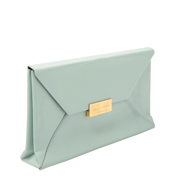 Buy & Consign Authentic Stella Mc Cartney Beckett Clutch at The Plush Posh