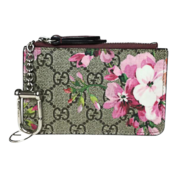 Buy & Consign Authentic Gucci Flower GG Blooms Coin Purse/ Pouch at The Plush Posh