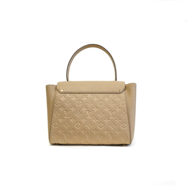 Louis Vuitton Empreinte Leather Trocadero Bag in Dune