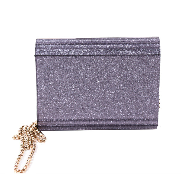 Buy & Consign Authentic Jimmy Choo Candy Clutch Gunmetal at The Plush Posh