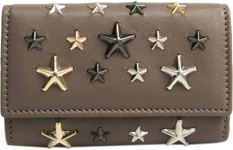 Buy & Consign Authentic Jimmy Choo Neptune Women Studded Leather Key Case at The Plush Posh
