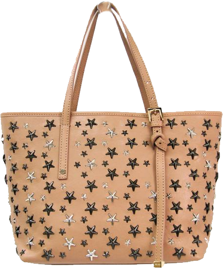 Buy & Consign Authentic Jimmy Choo Star Studded Sasha Tote at The Plush Posh