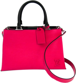 Buy & Consign Authentic Louis Vuitton Epi Kleber PM Handbag at The Plush Posh